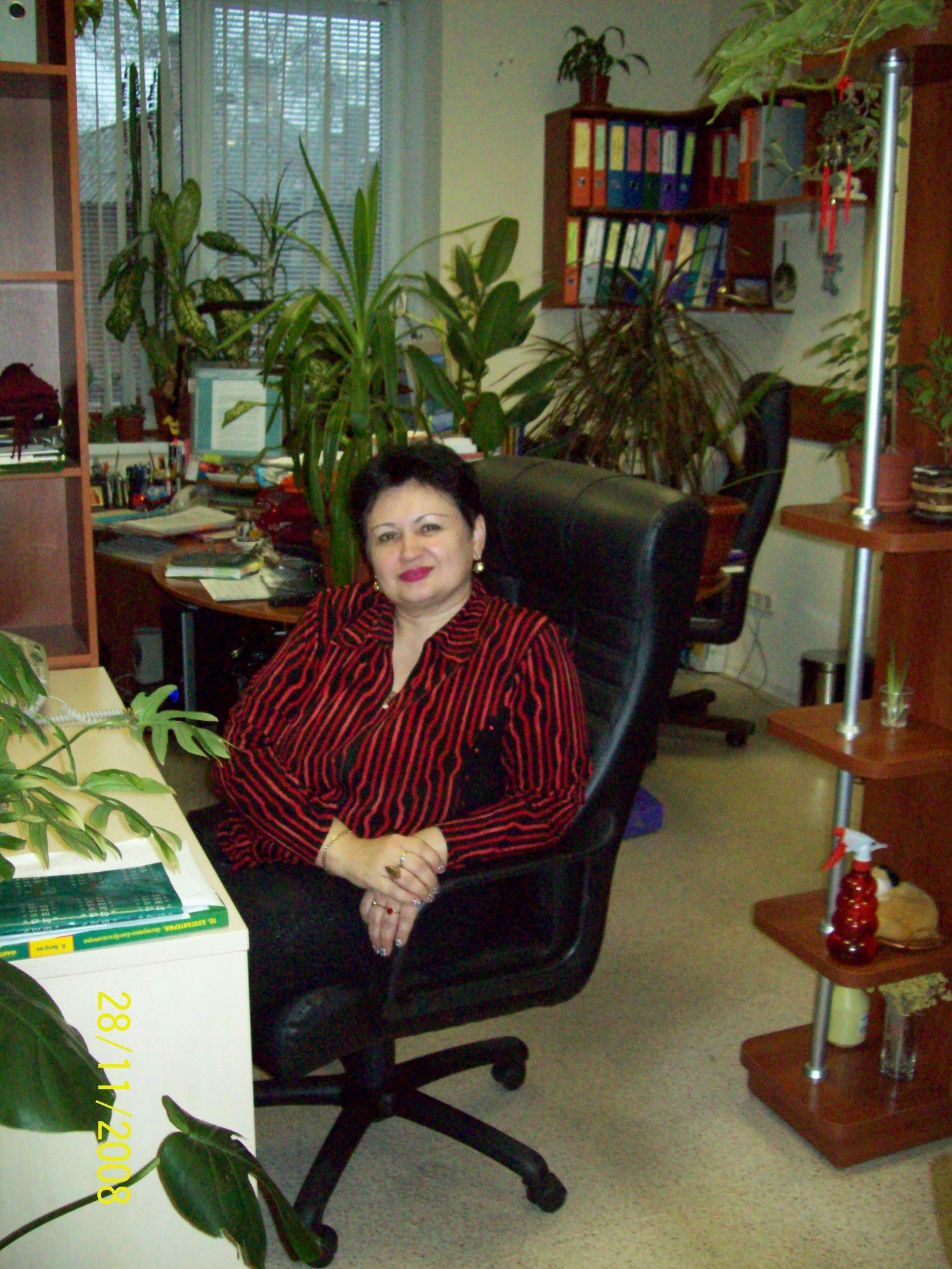 Ирина Строева