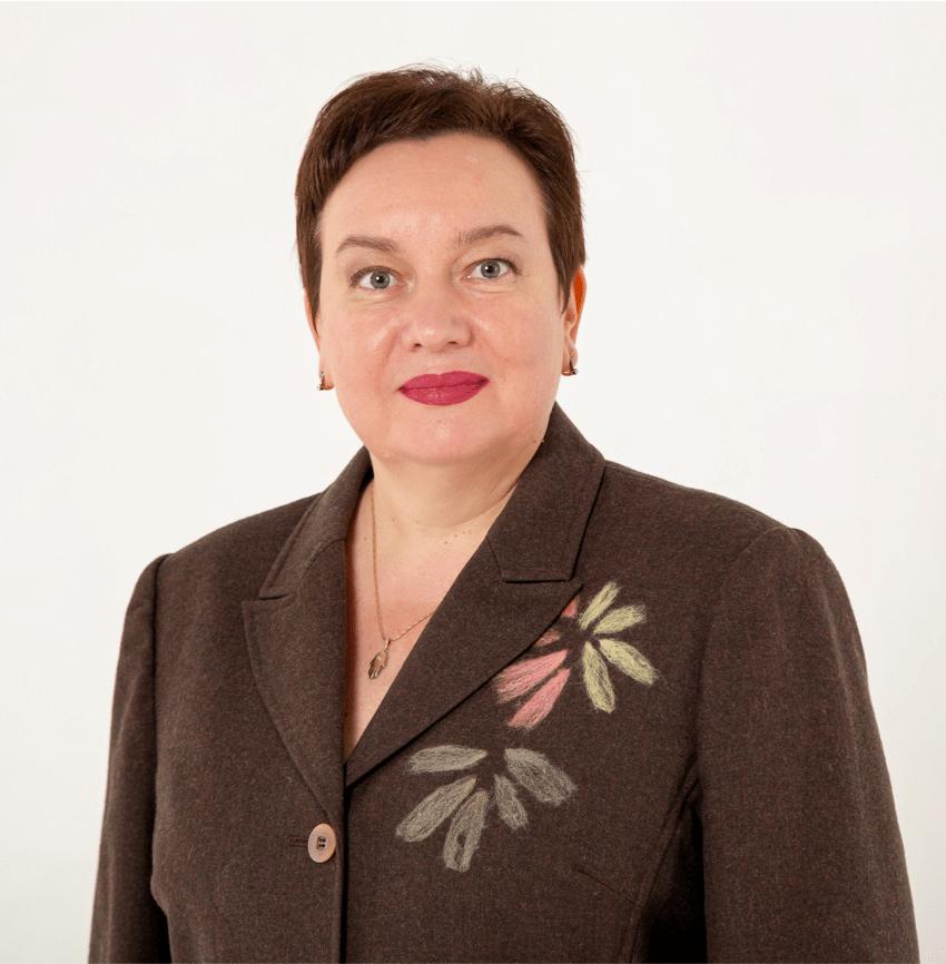 Ірина Тимошенко
