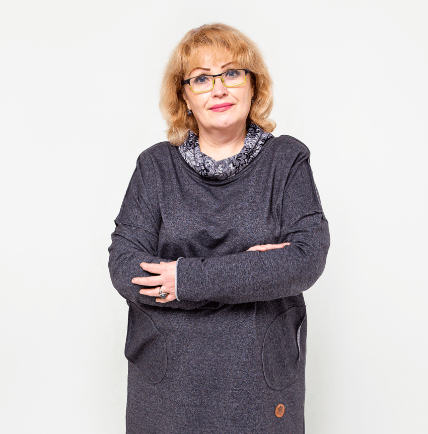 Олена Габрук